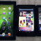 Choosing the Right Tablet PC – iPad, Samsung Galaxy, Google Nexus or even Kindle?