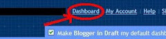 How to change your Blog address