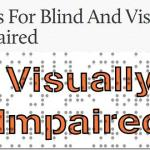 7 Apps for the Visually Impaired – iPhone
