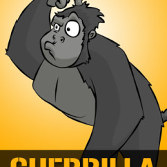 Is Your Marketing Gorilla or More Guerrilla?