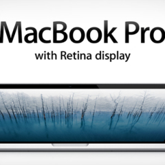 How Does the Macbook Pro Retina Display work?