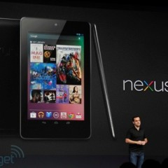 Introducing The Google Nexus 7 Tablet