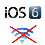 iOS 6 Suffering From Wi-Fi Connectivity Issues