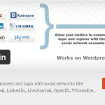 how to setup social login on WordPress – Facebook Twitter Google