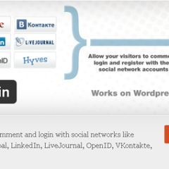 how to setup social login on WordPress – Facebook|Twitter|Google