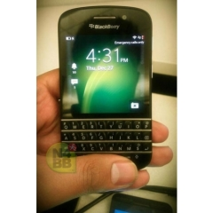 BlackBerry X10 QWERTY Touch Smartphone – Sneak Preview