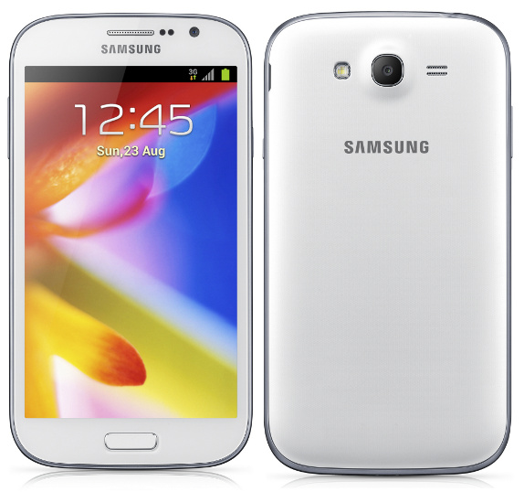Samsung Galaxy Grand – A 5.0 Inch Display With Android 4.1