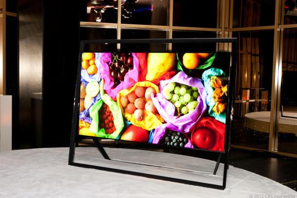 Samsung  4K Easel TV