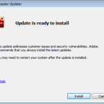 How to Stop Adobe Reader from Updating Automatically