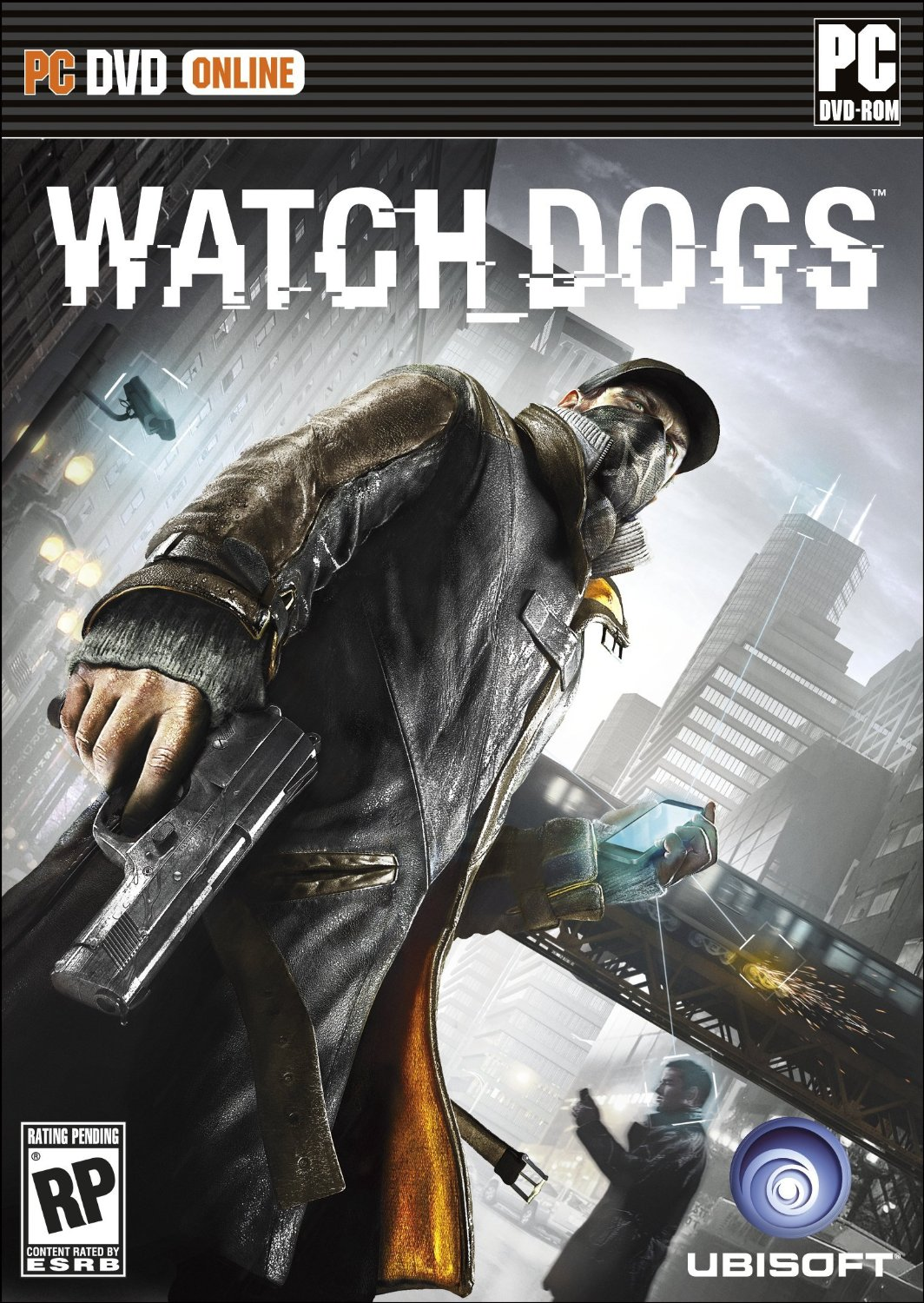 Watch dog  pc games 2013