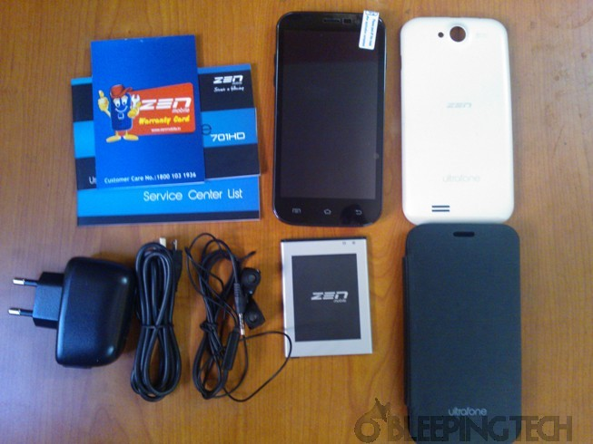 ZEN ULTRAFONE Accessories