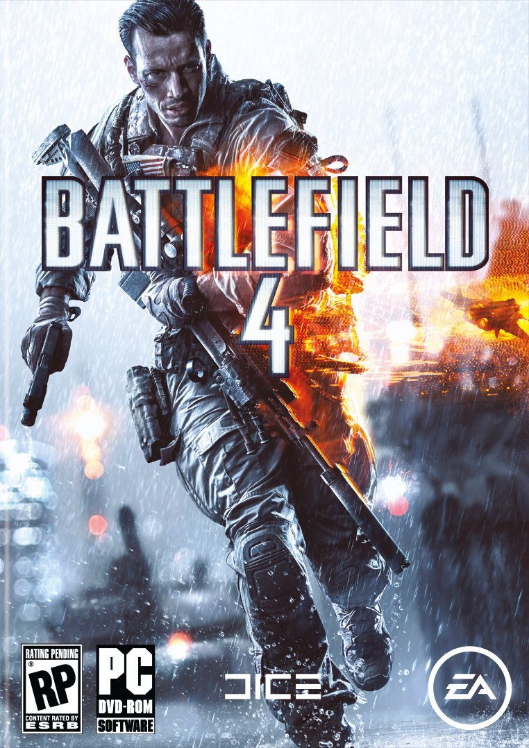 Battlefield 4 pc games 2013