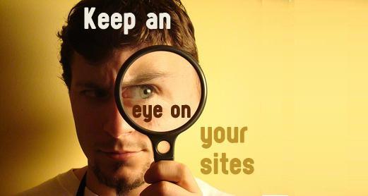 website monitoring