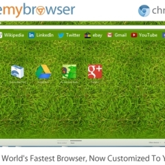 A web browser tailor-made for you – MakeMyBrowser