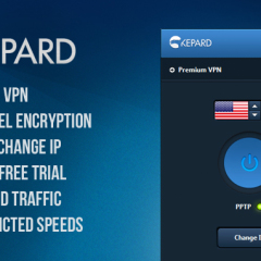 #ChristmasGiveaway: 5 Kepard Premium VPN Accounts
