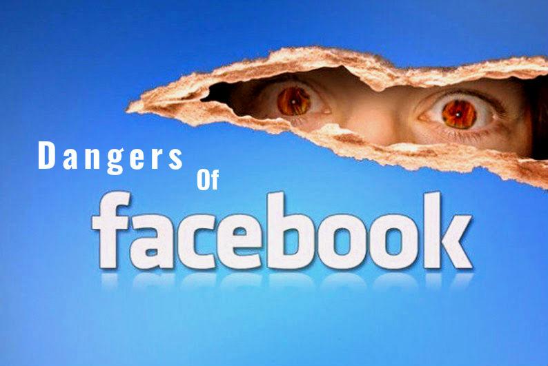 dangers of facebook