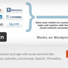 how to setup social login on WordPress – Facebook|Twitter|Google