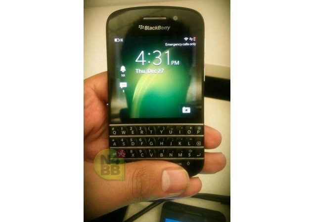 BlackBerry X10 QWERTY Touch Smartphone