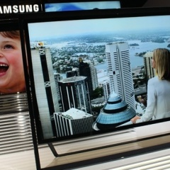 Televisions at CES 2013 – Roundup