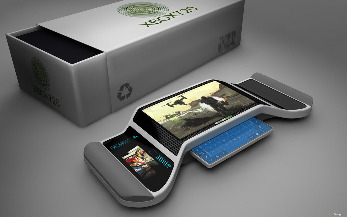 What Can We Expect From The Xbox 720