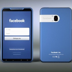 HTC Myst – The 'First' Facebook Phone