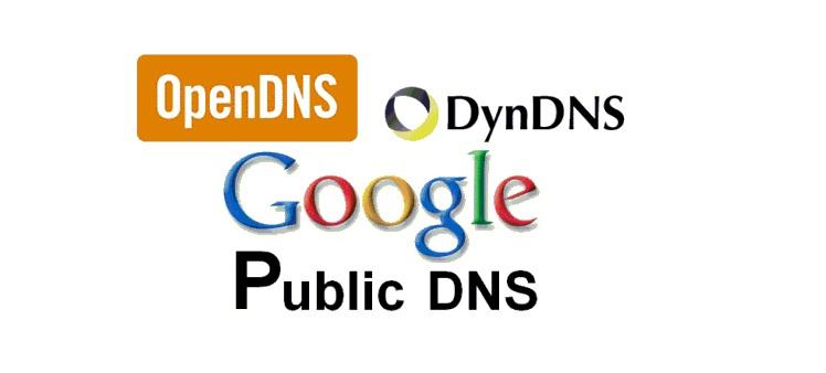 Top 10 free public DNS