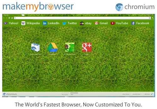 make my browser