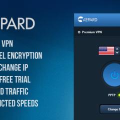 #ChristmasGiveaway: 5 Kepard Premium VPN Accounts