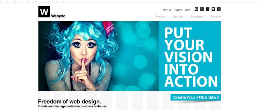 Hear What Webydo's 50K Professional Designers Community Has To Say