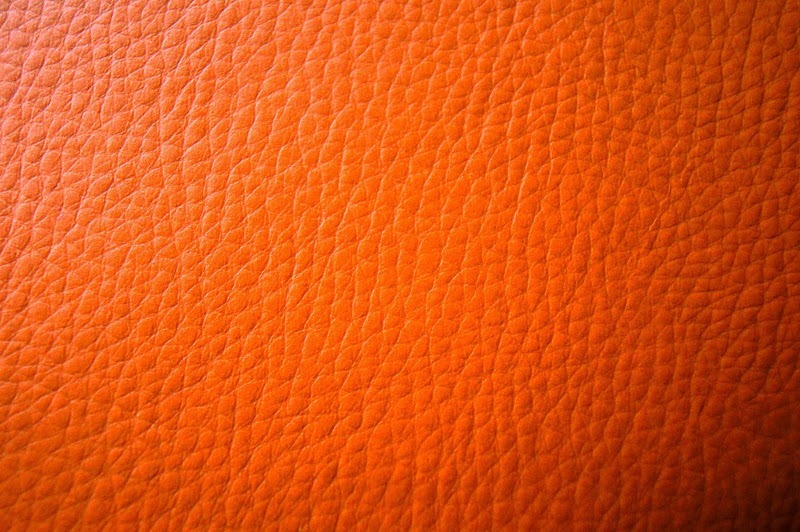 a small orange